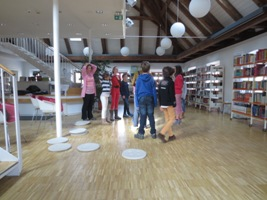 Musikalisch-literarischer Workshop 2015