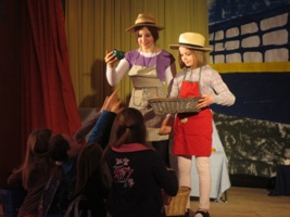 Theater-Workshop Ostern 2015